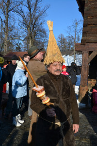 Sezonu ve skanzenu zahájí tradiční masopust. Foto: Alexandra Buršíková