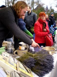 Vánoční Jarmark ve Valašském muzeu v přírodě. Foto: Eva Lhoťanová